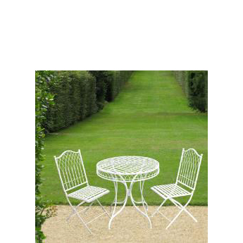 Hampton Cream Bistro Set