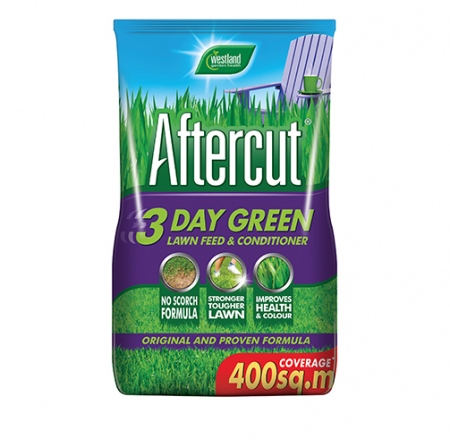Aftercut 3 Day Green 400m2 Flashed 3D