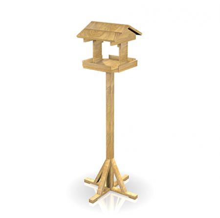 Nature's Feast Everyday Bird Table 3D