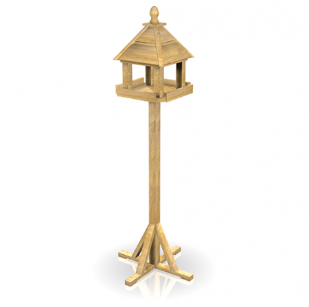 Nature's Feast Supreme Garden Bird Table 3D