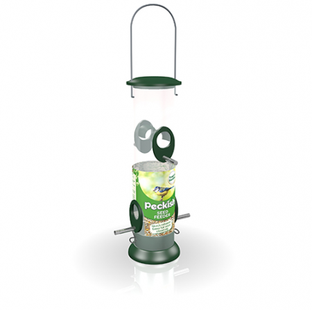 Peckish All Weather Seed Feeder LARGE