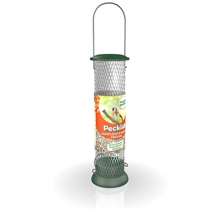 Peckish All Weather Sun Heart Feeder