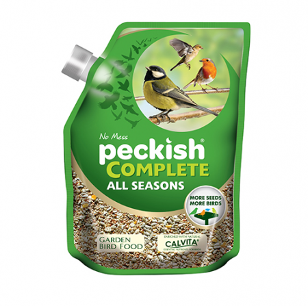 Peckish Complete All Seasons 2KG
