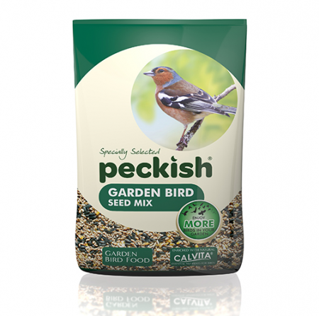 Peckish Garden Bird Seed Mix 12,75KG