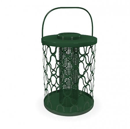 Peckish Lattice Squirrel Proof Peanut Feeder 3D